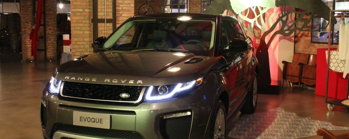 be20 presentazione range rover evoque cars eventi bologna