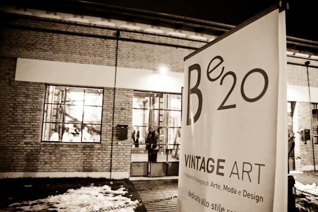 vintage art be20 bologna eventi